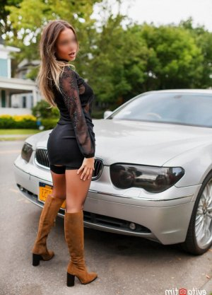 Fattouma independent escorts in Glenvar Heights and sex club
